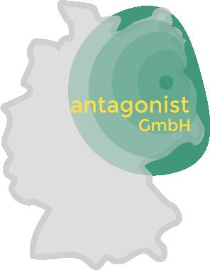 einsatzgebiet antagonist gmbh